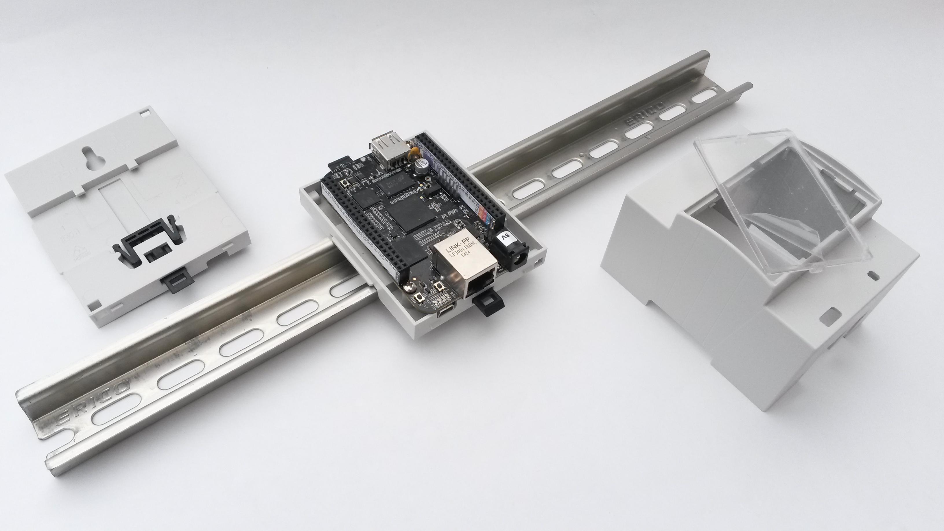 Uninterruptible Power Supply (UPS) for BeagleBone Black – a DIY