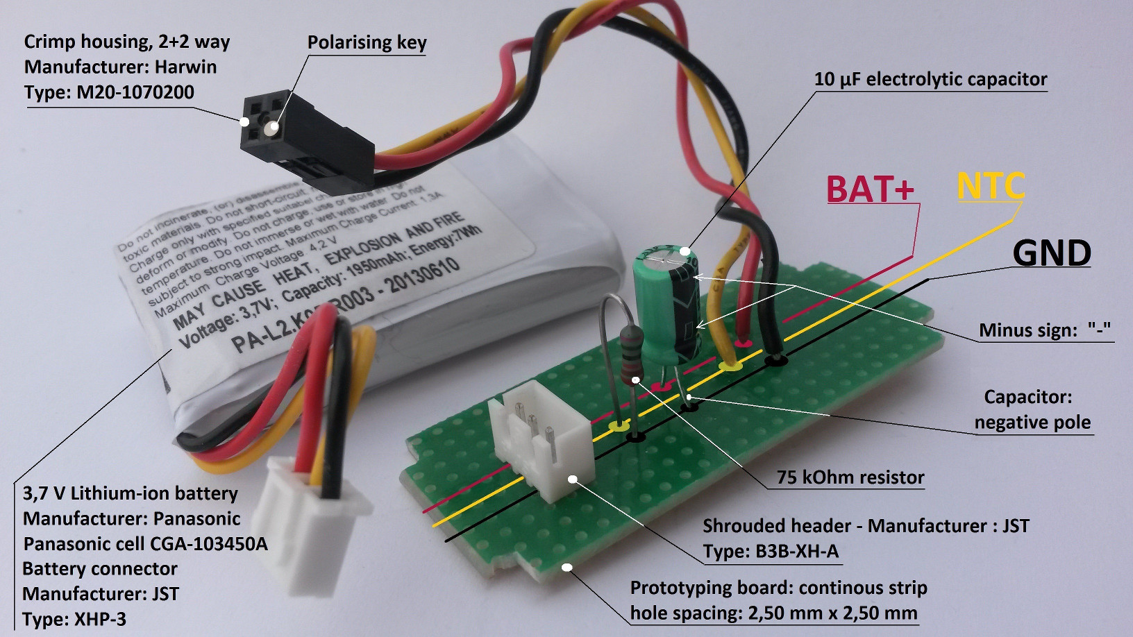 Uninterruptible power supply ups for beaglebone black a diy prototyping board 2 ccuart Gallery