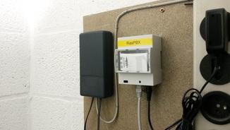 BeagleBone Black wall mounted enclosure